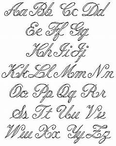 script lettering styles engraving fonts double line With engraving letter styles
