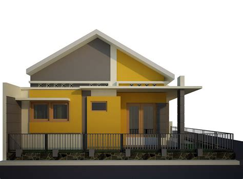 Rumah type 45 dapat menjadi model rumah sederhana tapi indah yang bisa kamu desain. Desain Rumah Sederhana