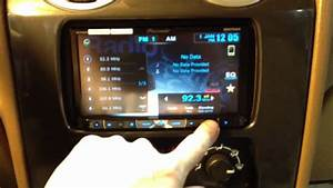 Gmc Envoy With Pioneer Avh-p8400bh