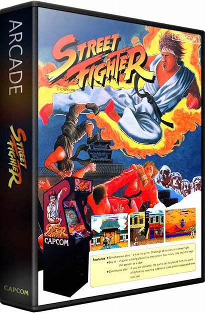 Fighter Street Launchbox