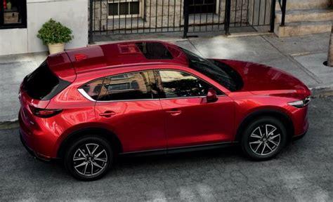 Mazda Lanza En España El Nuevo Cx5 Alicanteplaza