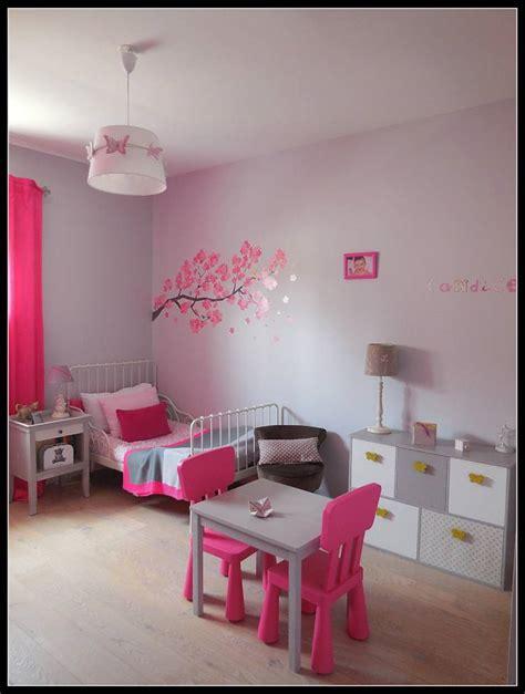 chambre fushia et gris chambre d 39 enfant fushia et grise par scènes d 39 intérieur