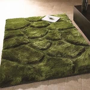 Teppich Braun Grün : teppich shaggy 3d stein design neu modern art rot beige braun gr n flair rugs ebay ~ Whattoseeinmadrid.com Haus und Dekorationen