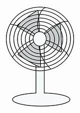 Fan Coloring Pages Ceiling Electric Getdrawings Electrical Symbol Plan Printable Getcolorings sketch template
