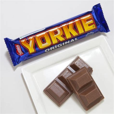 Yorkie Chocolate Buttons Recipe