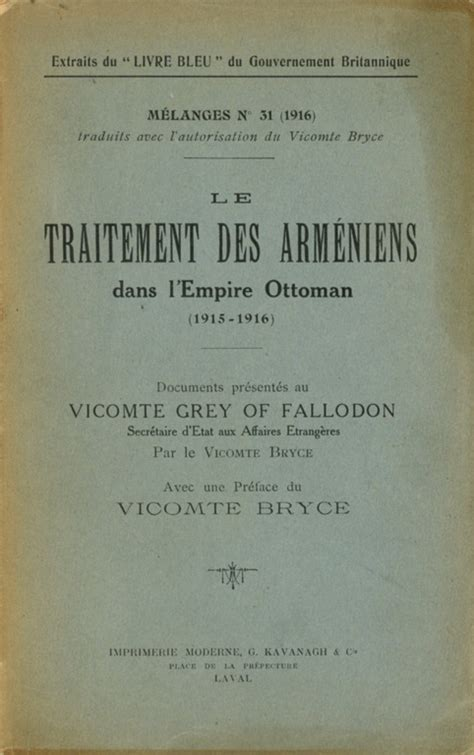 Titre Dans L Empire Ottoman by Acam Livres Arm 233 Niens Bryce