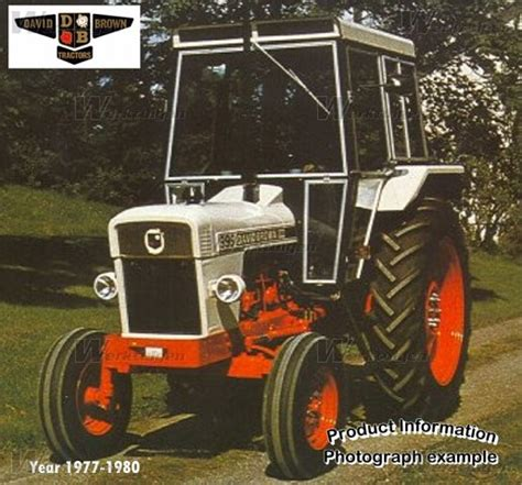david brown  david brown machinery specifications