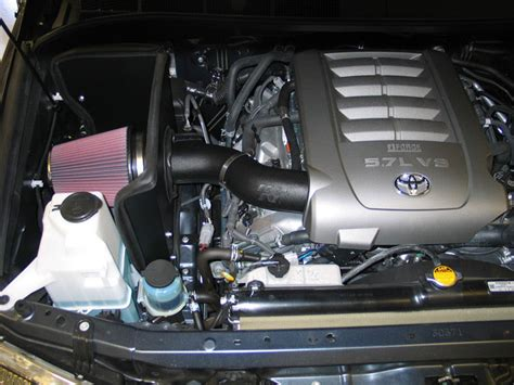 2007 to 2011 toyota tundra finds 13 hp with k n air intake performance add
