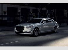2017 Genesis G90 Review, Ratings, Specs, Prices, and