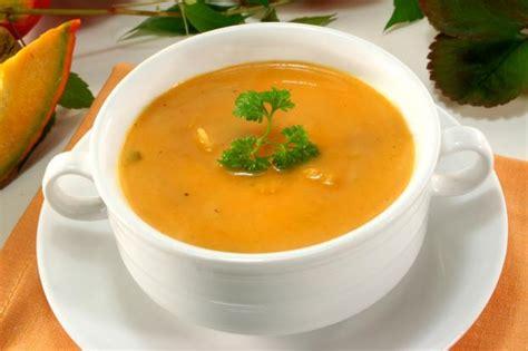 cuisiner le potimaron recette soupe de potimarron 750g