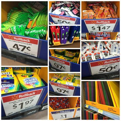 walmart   school deals  school supplies