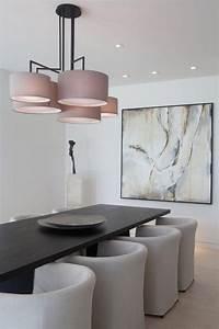 Lustre Salle A Manger : suspension salle manger eclairage accent accueil design et mobilier ~ Teatrodelosmanantiales.com Idées de Décoration