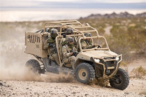 Lightweight Air Portable Vehicles Move Onto The Radar By