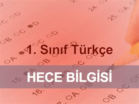 Testi Coez 1 S箟n箟f T 252 Rk 231 E Hece Bilgisi Testi 199 246 Z Test 199 246 Z