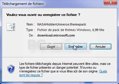 theme de bureau windows 7 télécharger le thème de bureau caché de la nasa windows