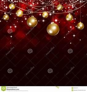 Holiday Dark Red Xmas Background Stock Illustration ...
