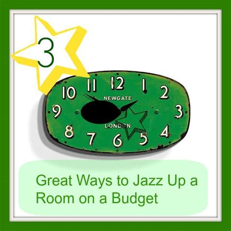 3 Great Ways To Jazz Up A Room On A Budget  Family Budgeting