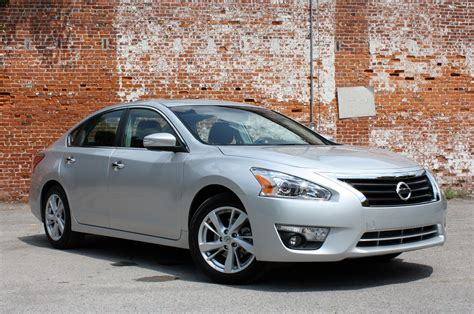 2013 Nissan Altima First Drive Photo Gallery Autoblog