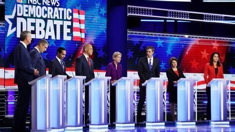 democratic presidential debates    key takeaways