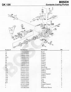 Bosch Ve Mechanical Diesel Fuel Injection Pump Adjustments  U0026 Components  Tech Tips  Please