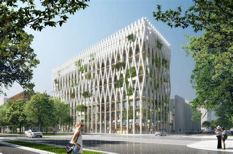immeuble de bureaux a nexity ywood va réaliser le plus haut immeuble de