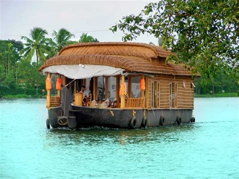 Boat House In Kerala Pictures by Abad Luxury Houseboats Alleppey Houseboats Kerala