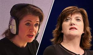 Brexit news: Hartley-Brewer tears into Nicky Morgan for ...