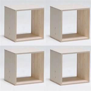 Etagere Cube But : enchanteur but etagere cube avec etagere cube ikea collection et kallax shelf unit white ~ Teatrodelosmanantiales.com Idées de Décoration