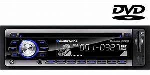 Blaupunkt Montevideo 4010 In Car Dvd And Cd Player With Am