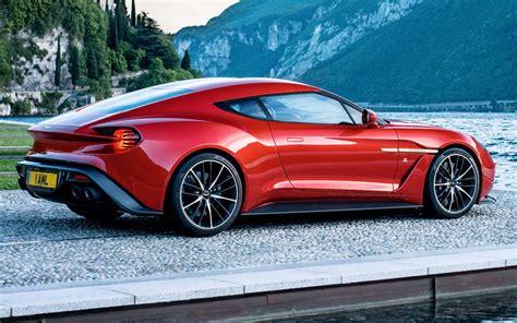 Martin Vanquish Coupe by Aston Martin S New Limited Production Vanquish Zagato