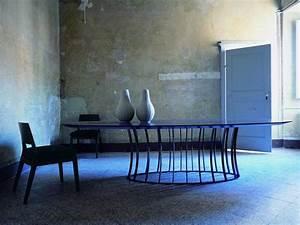 table salle manger design italien cattelan accueil With salle À manger contemporaineavec mobilier table salle À manger