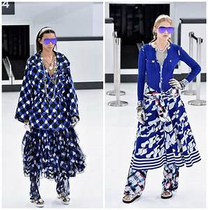 Chanel show Spring