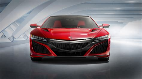 The Honda Nsx Sports Car