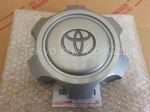 Toyota 4Runner Tacoma Land cruiser 90 Wheel Center Caps