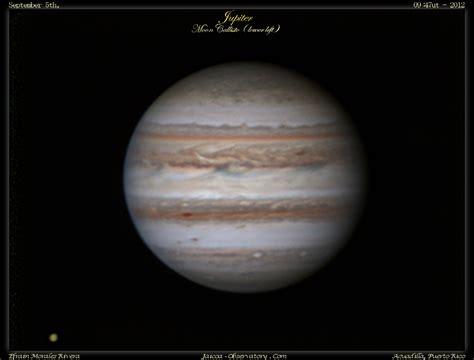 Jupiter and Callisto - Astronomy Magazine - Interactive ...