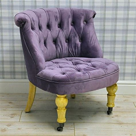 vintage style purple velvet upholstered button