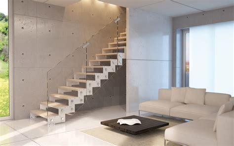 Trémie Escalier steel staircase rintal daisy