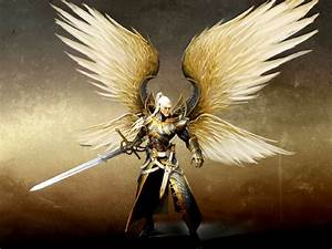 Warrior Angels of God | Warrior Angel - 1600x1200 - 640409 ...