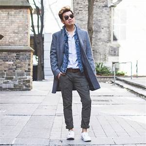 Outfit Ideas For Men What To Wear With Grey Pants - Outfit Ideas HQ