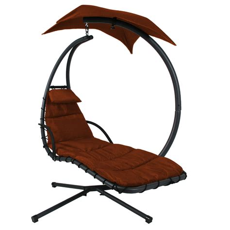 Hanging Chaise Lounge Chair  Furniture Table Styles
