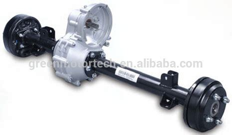 Electric Motor Axle by Electric Car Differential Rear Axle Price Buy Axle Motor