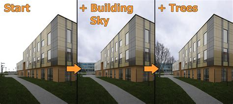 3ds Max + Photoshop Tutorial Add Billboard Tree And
