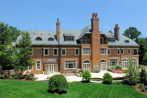million brick limestone mansion  greenwich ct