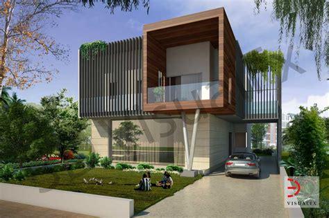 exterior sahibabad rendering