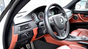 BMW M3 E92 overview, interior and start-up - YouTube