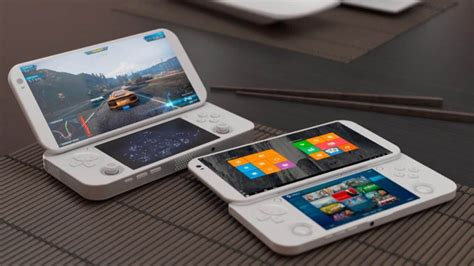 Android Portable Console Une Console Portable Sous Windows 10