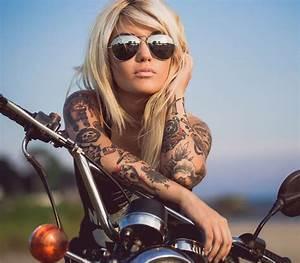 bike, girls, tattoo and heavy metal : Photo | Bike ...