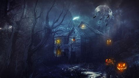 Halloween Computer Backgrounds Free  Wallpaper Cave