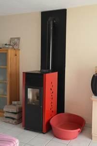Poele A Granule Ventouse : photos po les granul s bois matthieu artisan ~ Premium-room.com Idées de Décoration