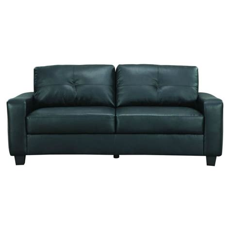 Buy Loveseat by How To Buy A Faux Leather Sofa Ebay